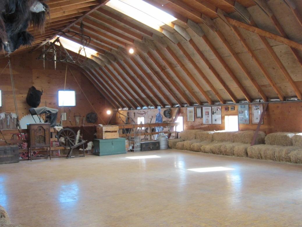 Barn Loft Facing Front