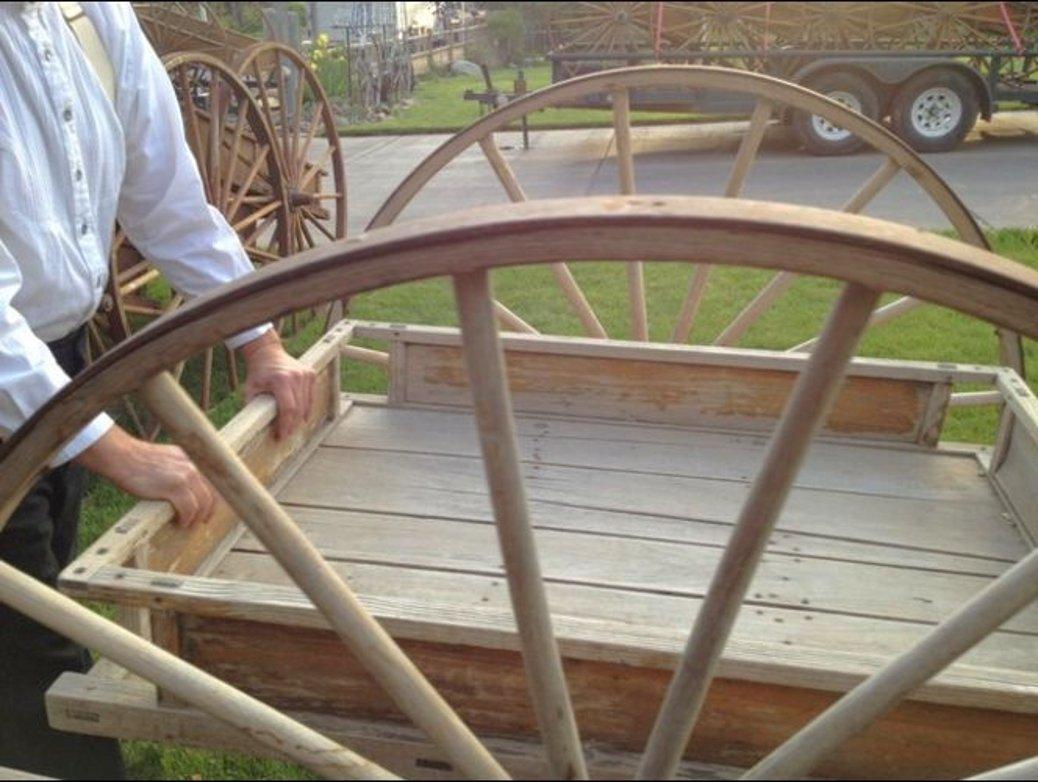 handcart base