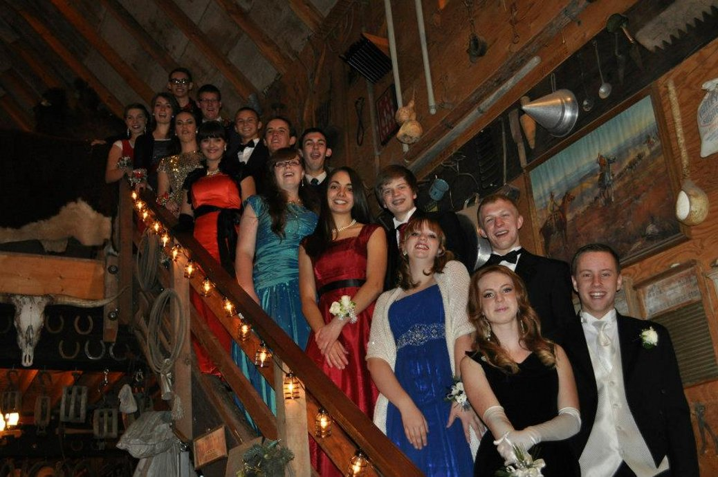 Prom at the Barn