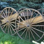 handcart side view