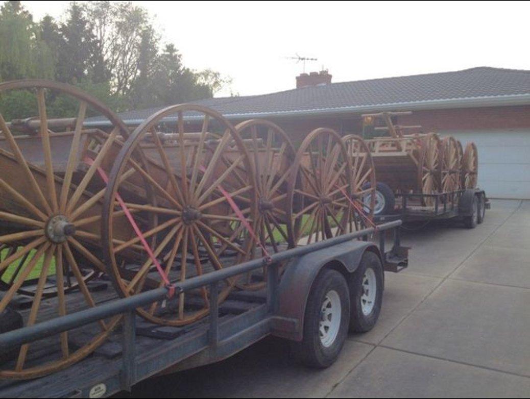 handcarts for transport