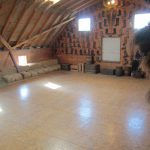 Barn Loft Facing Back